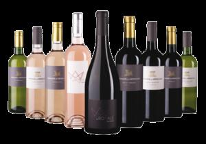 Gamme de vins Medeilhan